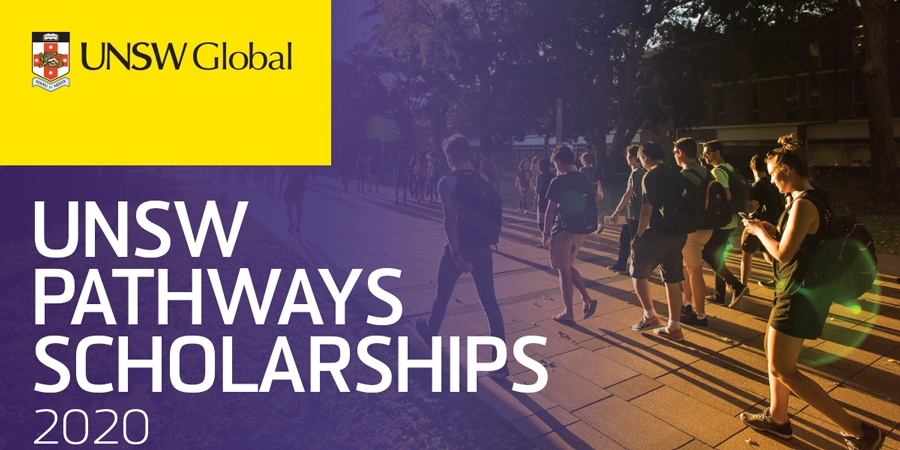 UNSW Pathways Scholarships 2020